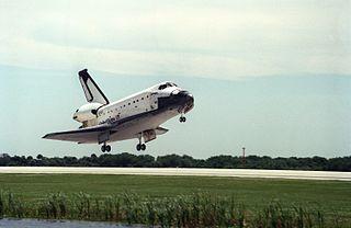STS-83 human spaceflight