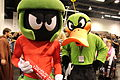 SWCA - Marvin the Martian and Duck Dodgers (17201252602).jpg