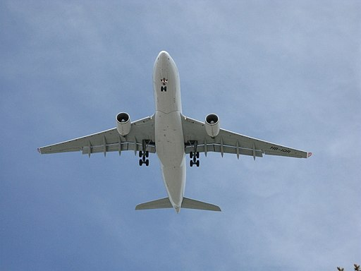 SWR Airbus A330 HB-IQR