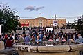 SYRIZA party rally. Syntagma Square fountain on May 24, 2019.jpg