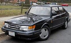 Saab 900 combi coupé (US)