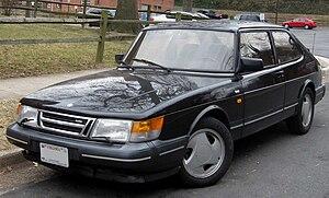 Saab 900 (Первого поколения)