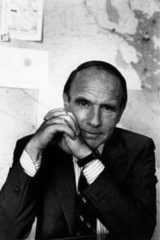 1981 United Nations Secretary-General selection - Image: Sadruddin Aga Khan (1991) by Erling Mandelmann