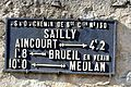 Sailly (Yvelines) - Plaque indicatrice01.jpg