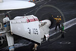 Sailor lines up lane for takeoff DVIDS322327.jpg