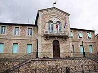 Saint-Félix-de-Lodez (Hérault, Fr) mairie.JPG