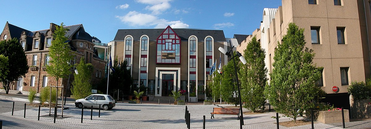 Hotel  Saint Herblain