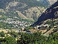 Saint-Martin-de-Queyrières hameau de Prelles et RN 94.jpg