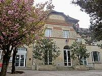 Saint-Maximin (60), mairie 1.jpg