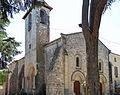 Saint-Sardos (Lot-et-Garonne) - Église Saint-Sardos -6.JPG
