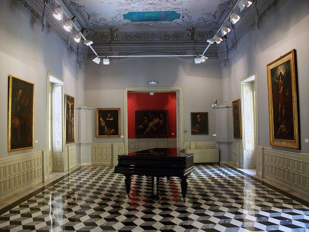 Sala del palau del Marqués de Campo, museu de la Ciutat de València.jpg