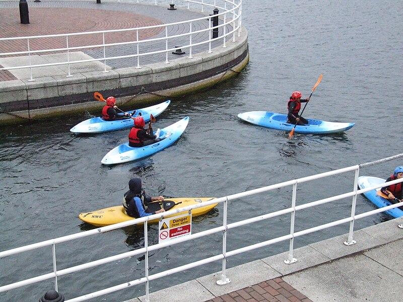 File:Salford Quays Watersports 3631.JPG