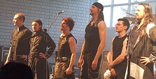 Saltatio Mortis band