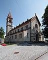 Salzburg - Itzling - Pfarrkirche St. Antonius Ansicht 1 - 2019 08 01.jpg