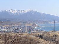 Samani Town and Mount Apoi.jpg