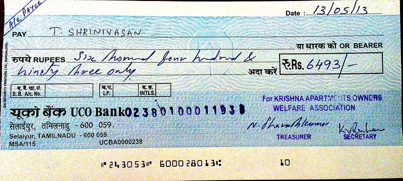 File:Sample cheque.jpeg
