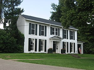 Elizabethtown, Kentucky - The Samuel B. Thomas House
