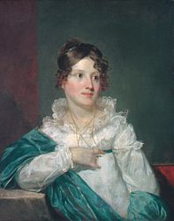 Samuel Morse: Mrs. Daniel DeSaussure Bacot