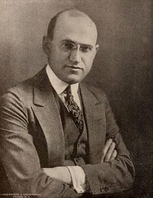 Samuel Goldwyn - A picture of Goldwyn from 1919