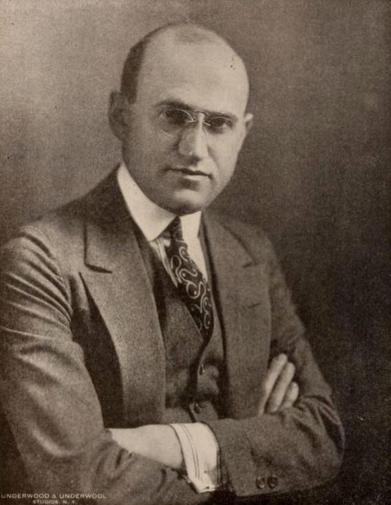 Samuel Goldwyn - Jul 1919 EH