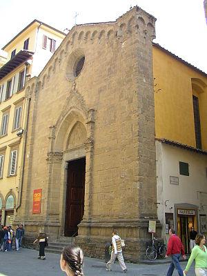 San Carlo dei Lombardi - Facade of San Carlo