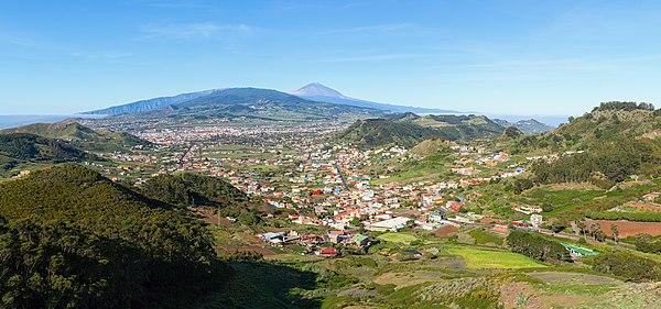 San Cristóbal de La Laguna in Tenerife, Spain