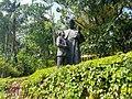 San Giovanni Bosco Statue, Garden of Montanha Russa 20171008.jpg