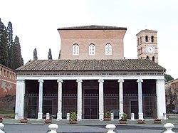 San Lorenzo fuori le mura - facade.jpg