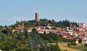 San Salvatore Monferrato - Image: San Salvatore Torre