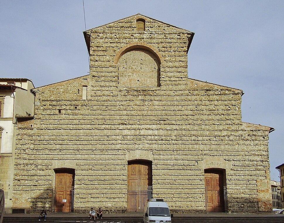 San lorenzo Facciata