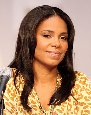 Sanaa Lathan - Lathan at the 2010 San Diego Comic-Con International