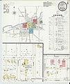 Sanborn Fire Insurance Map from Wapakoneta, Auglaize County, Ohio. LOC sanborn06927 003-1.jpg