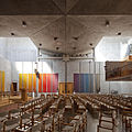 Sanctuary with light wells at First Unitarian 03.jpg