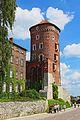 Sandomierz's Tower Wawel.jpg
