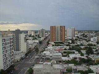 City in La Pampa, Argentina