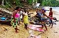 Santana Fishing Village Women.jpg