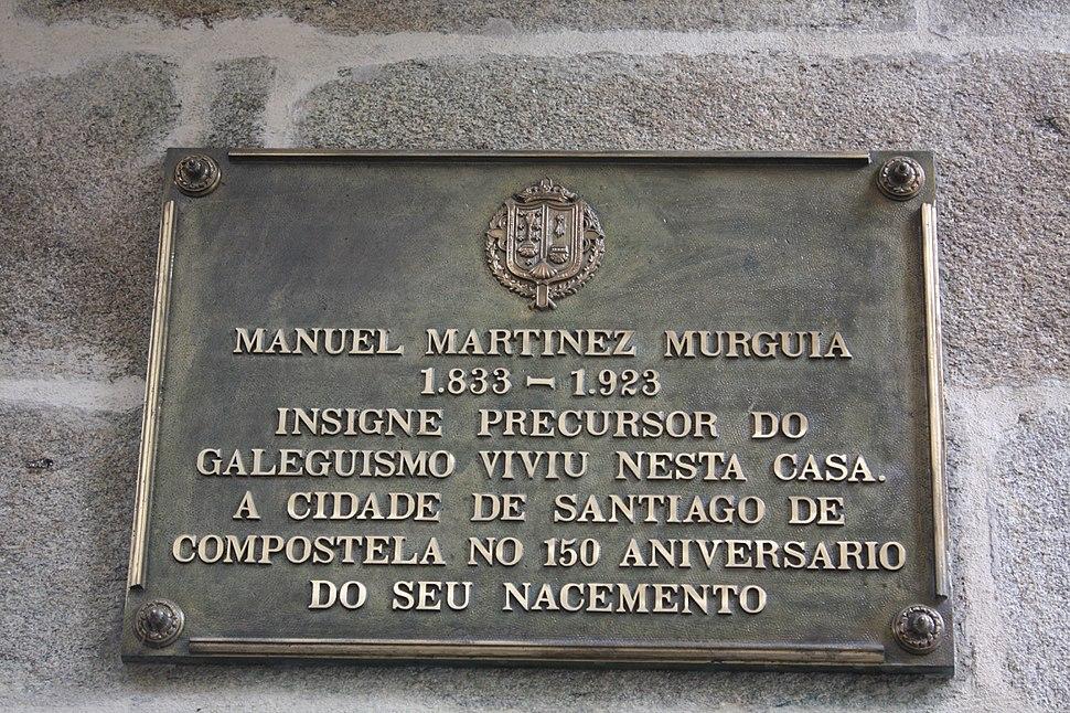 Santiago 16-06b Murguía, no Cantón de San Bieito