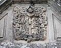 Santo André de Cedeira, panteón, escudo.jpg