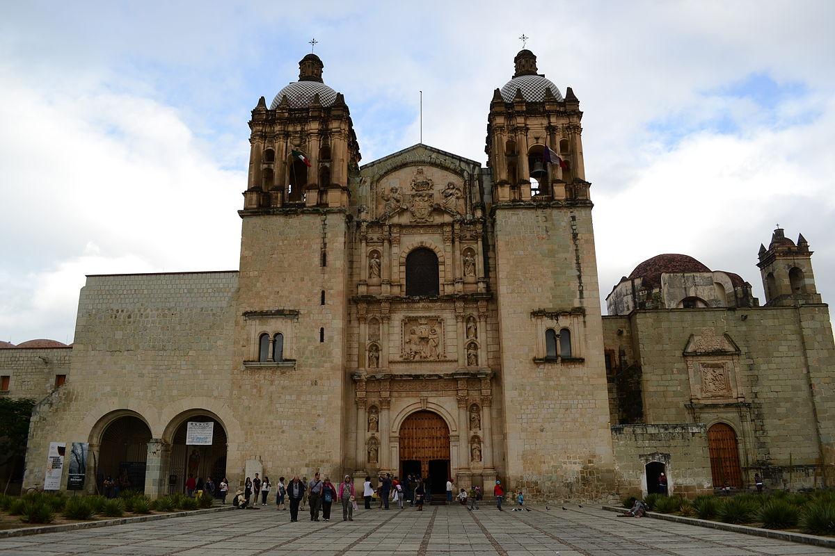 Templo de Santo Domingo de Guzmán (Oaxaca) - Wikipedia, la ...