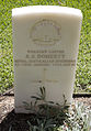 Sapper A E Doherty gravestone in the Wagga Wagga War Cemetery.jpg