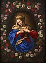 Sassoferrato Our Lady in a garland of roses.jpg
