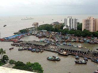 Fishing communities in Maharashtra - Sasson Docks (Maharashtra)