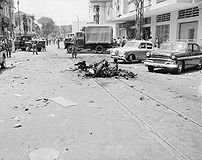 Scene of Viet Cong in Saigon, Republic of Vietnam