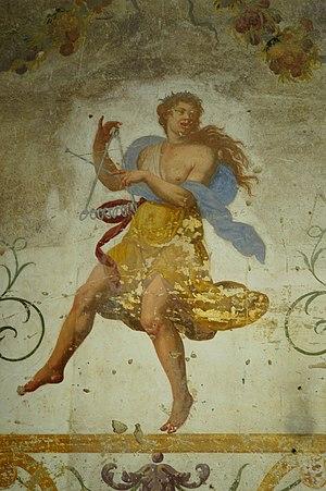 Johann Rudolf Byss - A painting by Johann Rudolf Byss