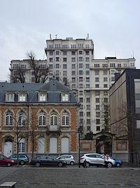 Pavillons français
