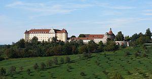 Ellwangen Abbey - Ellwangen Castle