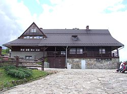Schronisko pod Durbaszką P25-1
