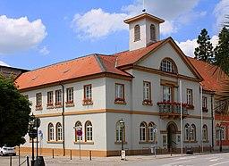 Schwetzingen, Rathaus