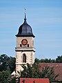 Schwieberdingen Turm Georgskirche.jpg