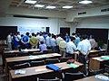 Science Career Ladder Workshop - Indo-US Exchange Programme - Science City - Kolkata 2008-09-17 000042.jpeg